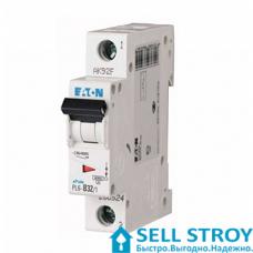 Автоматический выключатель EATON 1П 32 А (шт.)