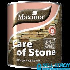 Лак для камня Махima быстросохнущий глянцевый 0,750 л