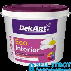 Краска DekArt Eco Interior 1,2 кг