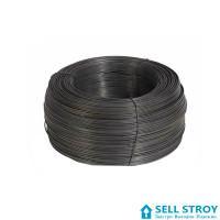 Проволока вязальная черная д.1,2 мм ( кг )