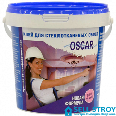 Клей для стеклохолста Оскар 400 гр. (шт.)