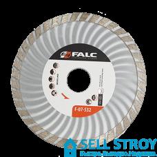 Круг алмазный  FALC Turbo 125х3,2х7х22,2 мм (шт.)