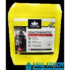 Пластификатор TOTUS для всех видов бетона 5 л  (шт.)