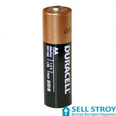 Батарейка Duracell пальчиковая АА (шт.)