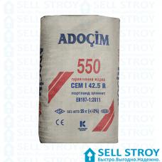 Цемент ADOCIM М550 Турция 25 кг