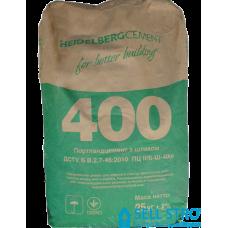 Цемент Heidelberg Б-400 25 кг