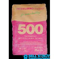 Цемент Heidelberg Б-500 25 кг