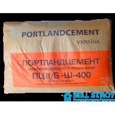 Цемент Ивано-Франковск ПЦ-ll/Б-Ш-400 25 кг (меш.)