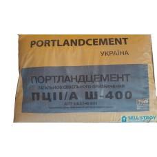 Цемент Кривой Рог ПЦ II А Ш-400 50 кг ОПТОМ