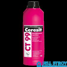 Грунтовка Ceresit CT 99 Бактерицидная 1 л