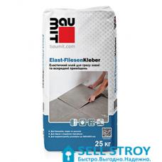 Клей Baumit Elast-FliesenKleber для плитки эластичный 25 кг