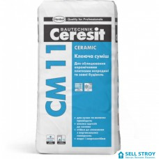 Клей Ceresit CM 11 для плитки 25 кг