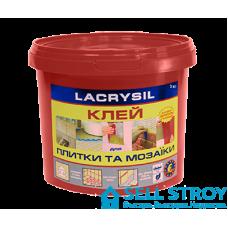 Клей для мозаики и плитки Lacrysil 3 кг (шт.)