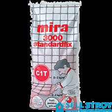 Клей для плитки  МИРА 3000 25 кг