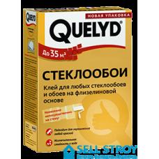 Обойный клей Quelyd  Стекловолокно 500 г (уп.)
