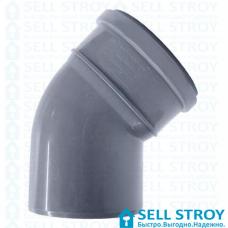 Колено ВК Evci Plastik 110 мм 20 градусов (шт.)