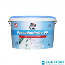 Краска Dufa Fassadenfarrbe F90 фасадная 1,0 л