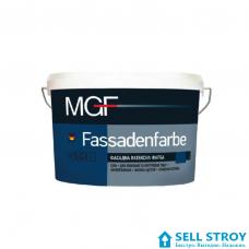 Краска MGF Fassadenfarbe M90 фасадная 1,4 кг