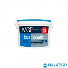 Краска MGF М690 Eco Fassade фасадная 14 кг