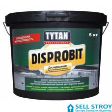 Мастика Tytan Disprobit каучуковая для кровли 5 кг
