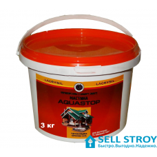 Мастика Lacrysil Aquastop гидроизоляционная акриловая 1 кг (шт.