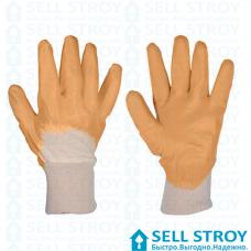 Перчатки MasterTool нитриловые желтые 10 размер
