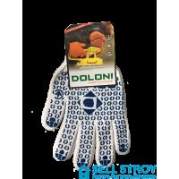 Перчатки Doloni D Белые (пара)