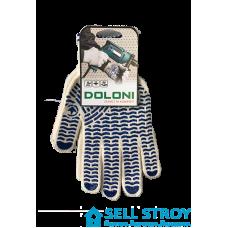Перчатки Doloni белые (пара)
