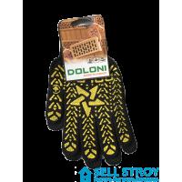 Перчатки Doloni Звезда Черные (пара)