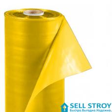 Пленка желтая тепличная 120 мк. (м.пог.)