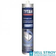 Герметик TYTAN Euro-Line санитарный белый 310 мл