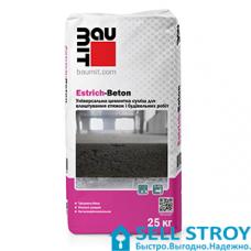 Стяжка цементная Baumit Estrich-Beton универсальная 25 кг (меш.)